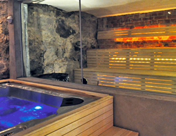 Aktiviteter – Spa Bastu Pool