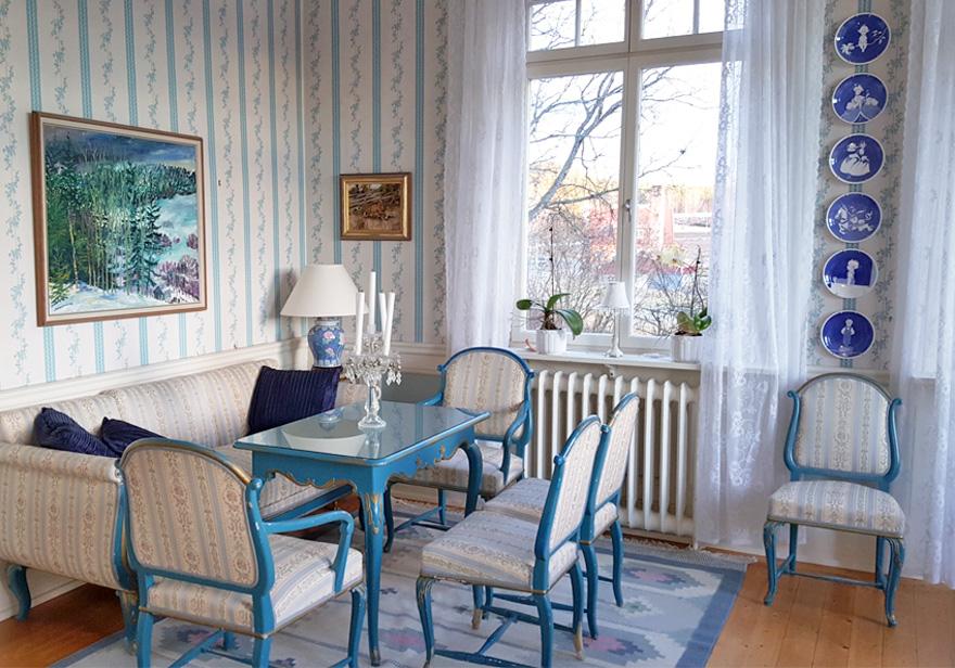 Herrgården – Blå salen