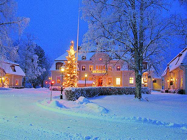 Herrgården – Jul