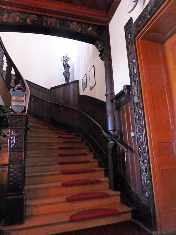 Herrgården – Stora trappan